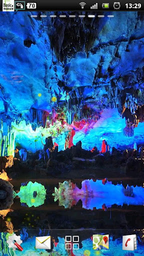 underground cave lwp 9.01 screenshots 2