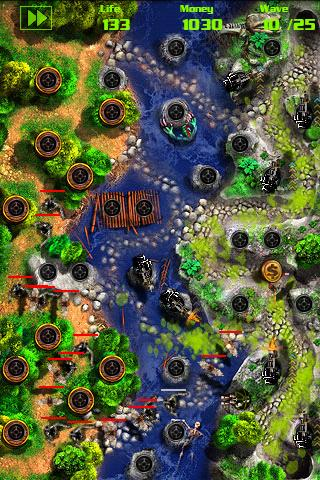GRave Defense Silver FREE- screenshot