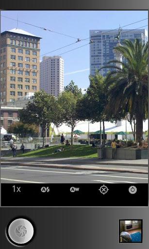 Camera Effects screenshot