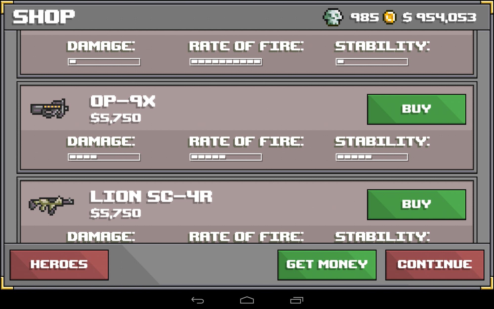 Random Heroes 2 screenshot #8
