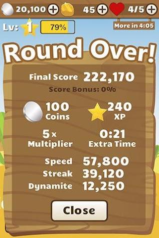 Bingo Shootout Screenshot