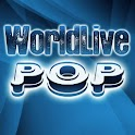 WorldLive Pop logo