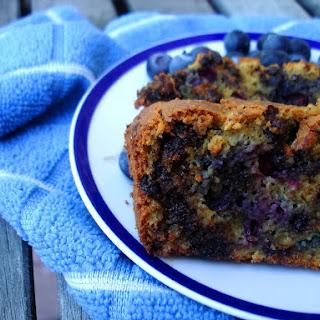 Blueberry & Chocolate Chip Pumpkin Loaf Recipe