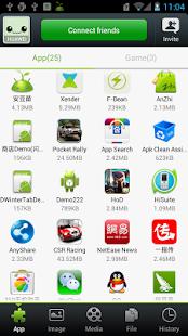 Xender screenshot 2