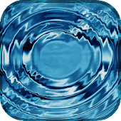 Animated water background