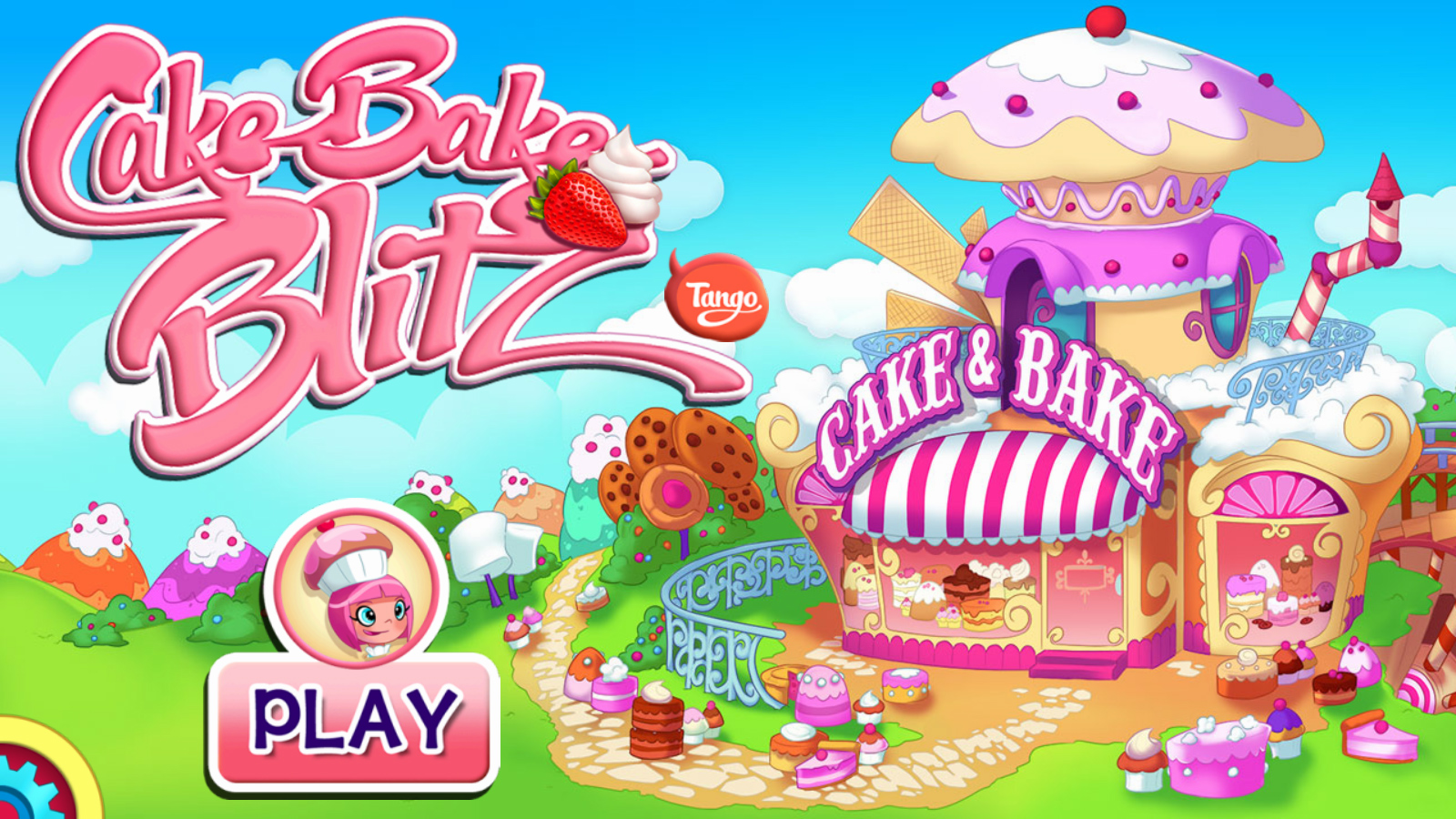 Cake Bake Blitz for Tango- screenshot