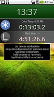Screenshot of Color Timer