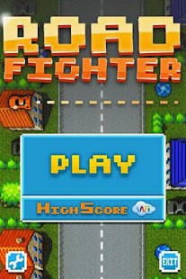Road Fighter - screenshot thumbnail