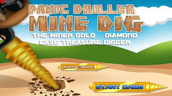 Panic Driller 礦挖+