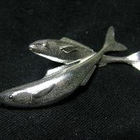 DUO FISH_1 ペンダントヘッド