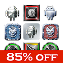 Metal 8 Icon Pack Bundle icon