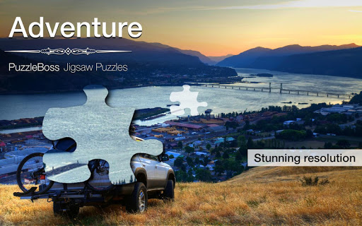 Adventure Jigsaw Puzzles Demo