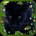 Pantera Black Leopard HD LWP