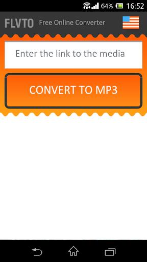 FLVTO MP3 Video Converter