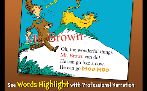 Mr. Brown Can Moo! Can You? - screenshot thumbnail