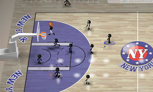 Stickman Basketball v2.1 APK Full