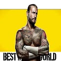 CM Punk Live Wallpaper logo
