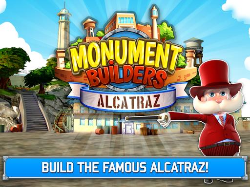 Monument Builders : Alcatraz F