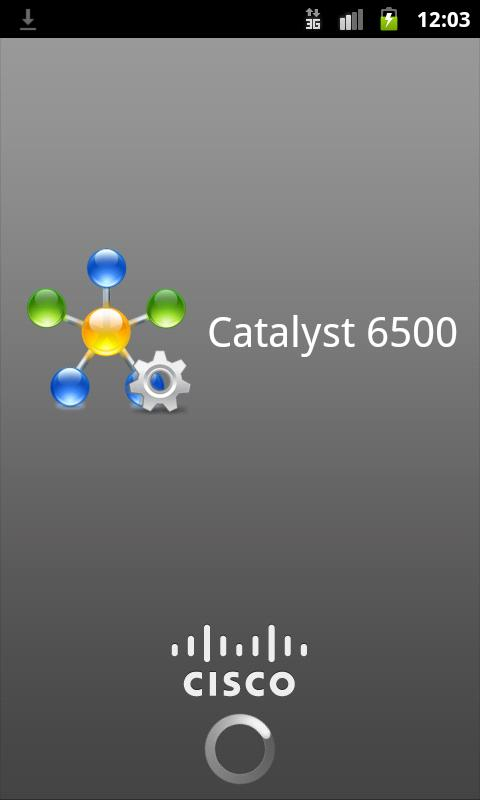 Catalyst 6500 - screenshot