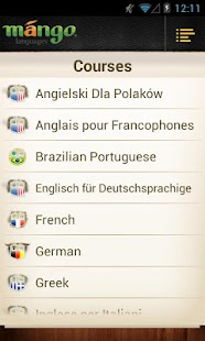 Mango Languages - screenshot thumbnail