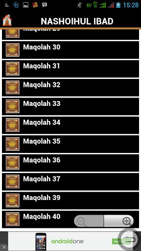 Terjemah Kitab Nashoihul Ibad