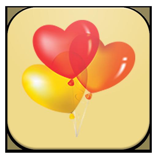 Heart Ballons Live Wallpaper LOGO-APP點子