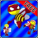 Ninja Bees (free) icon