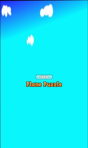 Plane Puzzle FREE