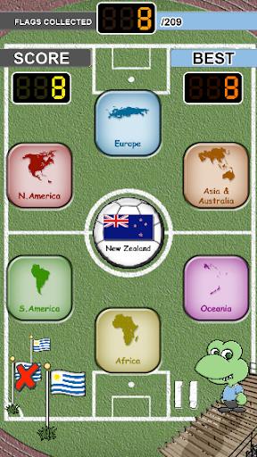 Flag Drag 2014 Uruguay