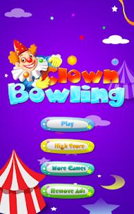 Clown Bowling FREE
