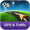 GPS Navigation & Traffic Sygic icon