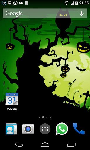 Halloween HD Live Wallpaper 9