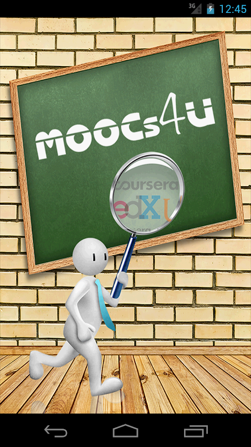 MOOCs4U- screenshot