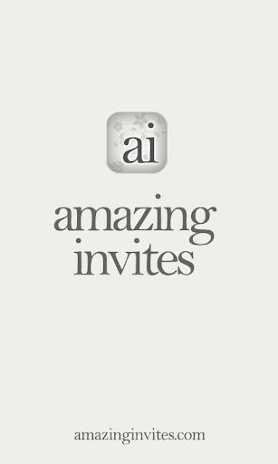 Amazing Invites