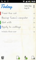 Screenshot of Maniana To Do List | Task List