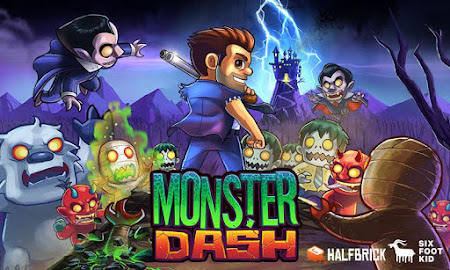 Monster Dash 2.1.0 screenshot 7724