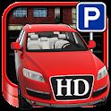 停車場車神 3D HD icon