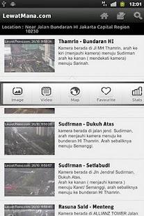 LM - Info Traffic Lalu Lintas - screenshot thumbnail