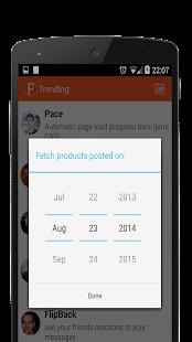 Fetch: Product Hunt Client - screenshot thumbnail