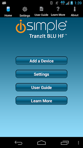 【免費媒體與影片App】TranzIt Blu HF-APP點子