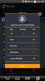 90min - Live Soccer News App - screenshot thumbnail