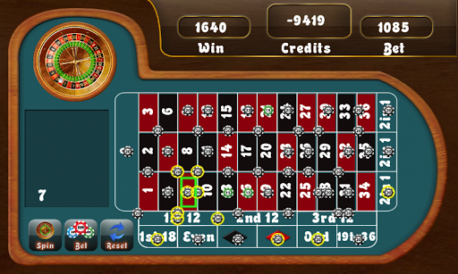 Roulette Time