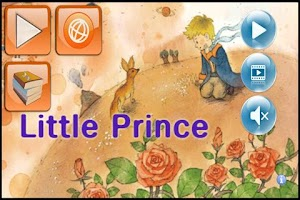 Screenshot of The Little Prince (Fairy tale)