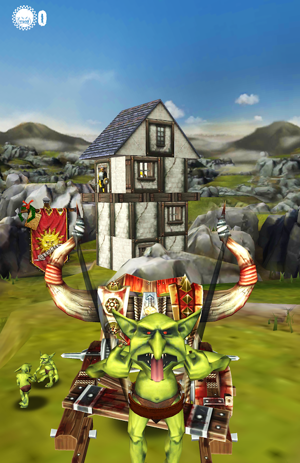 Warhammer: Snotling Fling- screenshot