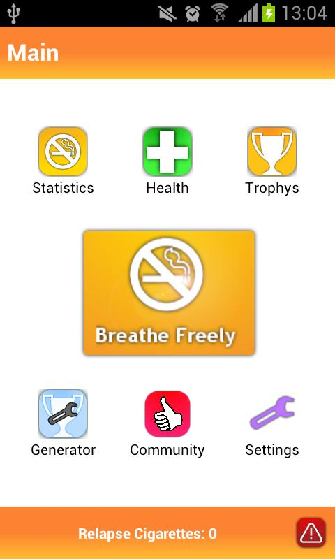 Stop! Quit Smoking GOLD - screenshot