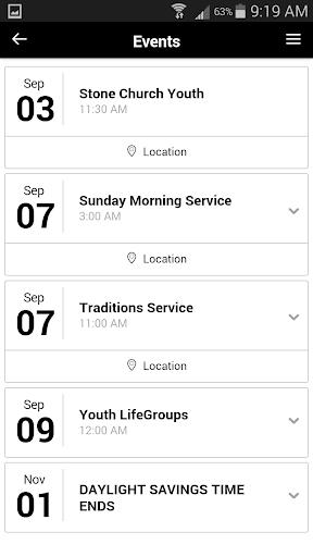【免費生活App】Stone Church-APP點子