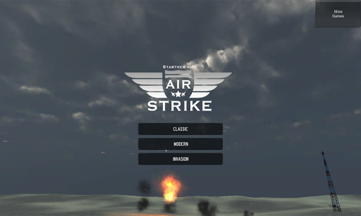 【免費模擬App】Air Strike Flight Simulator-APP點子