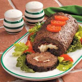 Italian Style Meat Roll