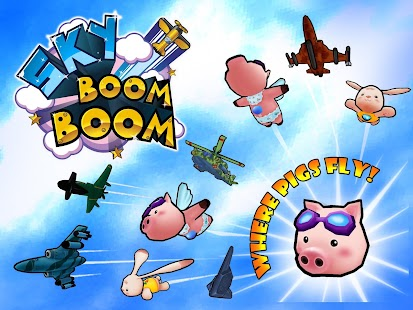 Sky Boom Boom - screenshot thumbnail