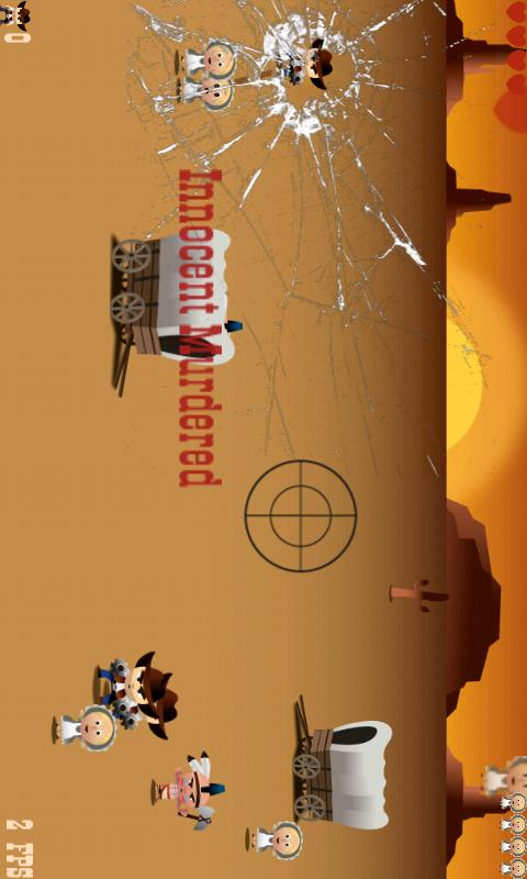 Wild West Sheriff - screenshot
